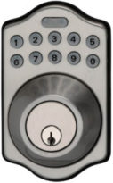 smart home keyless entry